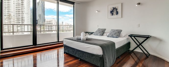 6D-two-bedroom-main | The Regent Apartments - Gold Coast Holiday Accommodation Resort