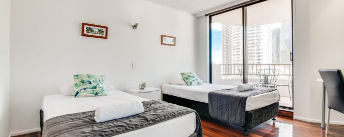6D-two-bedroom-second | The Regent Apartments - Gold Coast Holiday Accommodation Resort
