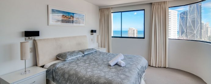 Three-bedroom-penthouse-main | The Regent Apartments - Gold Coast Holiday Accommodation Resort