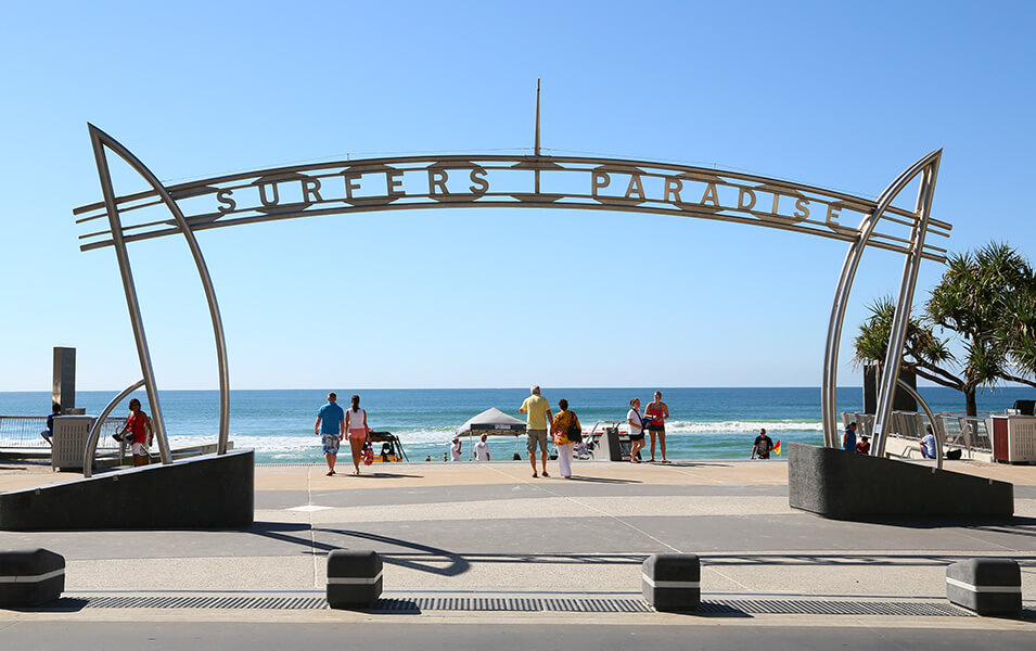 surfers-paradise | The Regent Apartments - Gold Coast Holiday Accommodation Resort